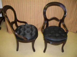 Реставрация стульев в Великом Новгороде
