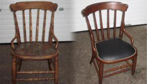 Перетяжка стульев на дому недорого в Великом Новгороде