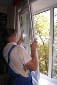Замена створок пластиковых окон в Великом Новгороде
